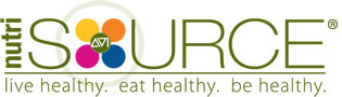 nutriSOURCE: live healthy. eat healthy. be healthy.